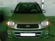 Срочно продам Toyota Rav4 2002 года