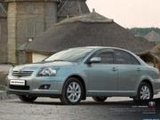 Toyota Avensis  Год выпуска:2005