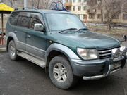 Продам Land Cruiser Prado 98,  дизель,  прав.руль. v-3,  14000$